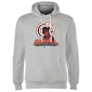 Sweat à Capuche Homme Deadpool à L'envers Marvel - Gris