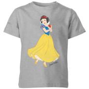 T-Shirt Enfant Disney Princesse Blanche- Neige - Gris