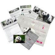 """""""Adoptiere einen Panda"""" Geschenkset"""