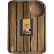 Jamie Oliver Acacia Wood Carving Board