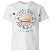 How Ridiculous Trampoline Club Kids' T-Shirt - White