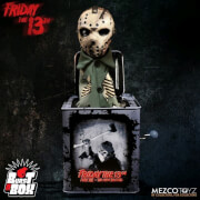 Mezco Friday the 13th Jason Burst-A-Box