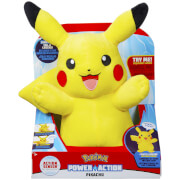 Pokemon Power Action Pikachu