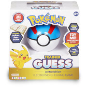 Pokemon Trainer Guess Game - Johto Edition