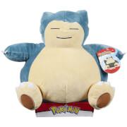 Peluche Pokémon Snorlax - 30,5 cm