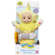Teletubbies Jiggler Laa-Laa Soft Toy