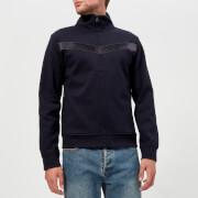 A.P.C. Men's Blouson Jessy Jacket - Dark Navy - L - Navy