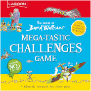 Image of David Walliams Mega-Tastic Challenges Games