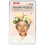 Hipstory Jigsaws - The Queen