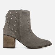 Superdry Women's Miley Ankle Boots - Grey