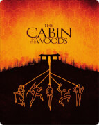 The Cabin In The Woods 4K UHD Steelbook