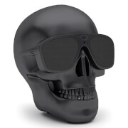 Jarre AeroSkull XS + Bluetooth Portable Speaker - Matt Black