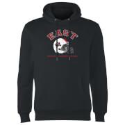 East Mississippi Community College Helmet Hoodie - Black