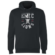 East Mississippi Community College Lions Hoodie - Black