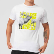 Natural History Museum Oh Deer Men's T-Shirt - White