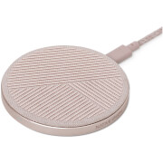 Native Union Drop Fabric Charging Pad - Rose