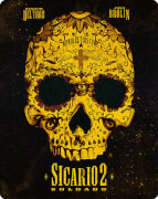 Sicario 2: Soldado 4K Ultra HD (Includes 2D Version) - Zavvi Exclusive Steelbook