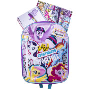 My Little Pony Stationery Filled Backpack