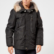 Parajumpers Men's Right Hand Jacket - Anthracite - L - Grey