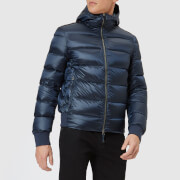 Parajumpers Men's Pharrell Padded Jacket - Cadet Blue - L - Blue