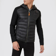 Parajumpers Men's Nolan Hybrid Jacket - Black - L - Black