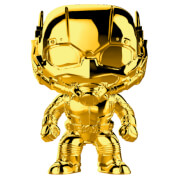 Marvel Studios 10th Anniversary Ant-Man Gold Chrome Funko Pop! Figuur