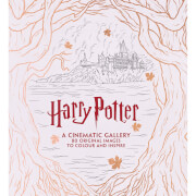 Dragunas  J.M-Harry Potter A Cinematic Gallery  BOOKH NUEVO