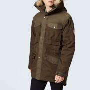 Fjallraven Men's Singi Winter Jacket - Dark Olive - M - Green
