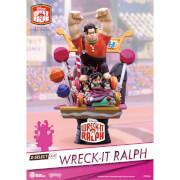 Wreck-It Ralph D-Select PVC Diorama 14 cm