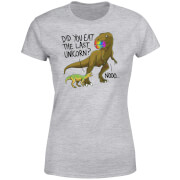 Did You Eat The Last Unicorn? Women's T-Shirt - Grey