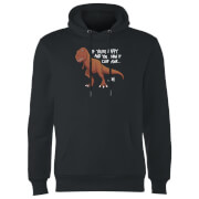 If You're Happy And You Know It Hoodie - Black