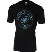 Image of Castelli Armando T-Shirt - S - Vintage Black