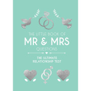 The Little Book of Mr. and Mrs. Questions (Hardback)