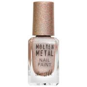 Купить Barry M Cosmetics Molten Metal Nail Paint (Various Shades) - Holographic Moon