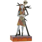Disney Traditions Fated Romance Jack and Sally Figurine