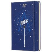 2019 Moleskine Harry Potter Limited Edition Notebook Blue Large Weekly 12-Month Diary