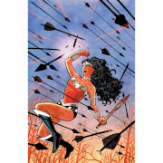 DC Comics Absolute Wonder Woman by Azzarello and Chiang Hardcover Vol. 01