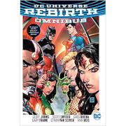 DC Comics Rebirth Omnibus Hardcover