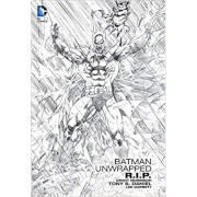 DC Comics Batman Rip Unwrapped Hardcover