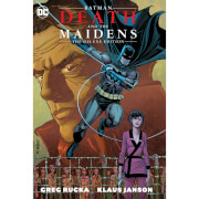 DC Comics Batman Death and The Maidens Deluxe Edition Hardcover