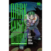 DC Comics Dark Knight Returns The Last Crusade Deluxe-Ausgabe Hardcover