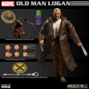 Mezco One:12 Collective Old Man Logan