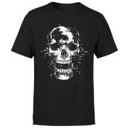 Skull Men's T-Shirt - Black