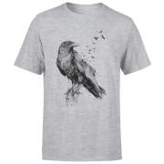 Birds Flying Men's T-Shirt - Grey