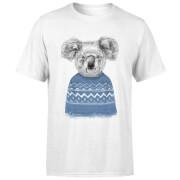 Koala And Jumper Men's T-Shirt - White