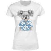 Koala Bear Women's T-Shirt - White