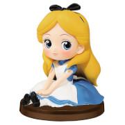 Figurine Petit Girls Festival Alice in Wonderland Alice 7 cm Disney - Banpresto Q Posket