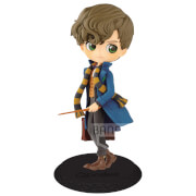 Banpresto Q Posket Fantastic Beasts and Where to Find Them Newt Scamander Figure 14cm (Normal Colour Version)