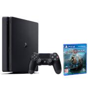 Sony PlayStation 4 Slim 1TB Console – Includes God of War