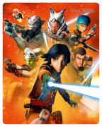 Star Wars Rebels Season 2 Zavvi Exclusive Steelbook